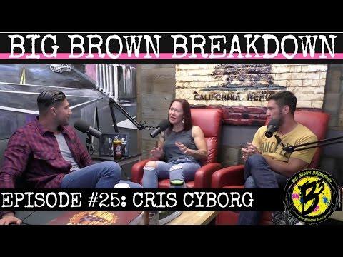 Big Brown Breakdown - Episode 25: Cris Cyborg