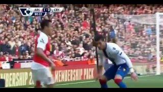 Arsenal 1-1 Crystal Palace