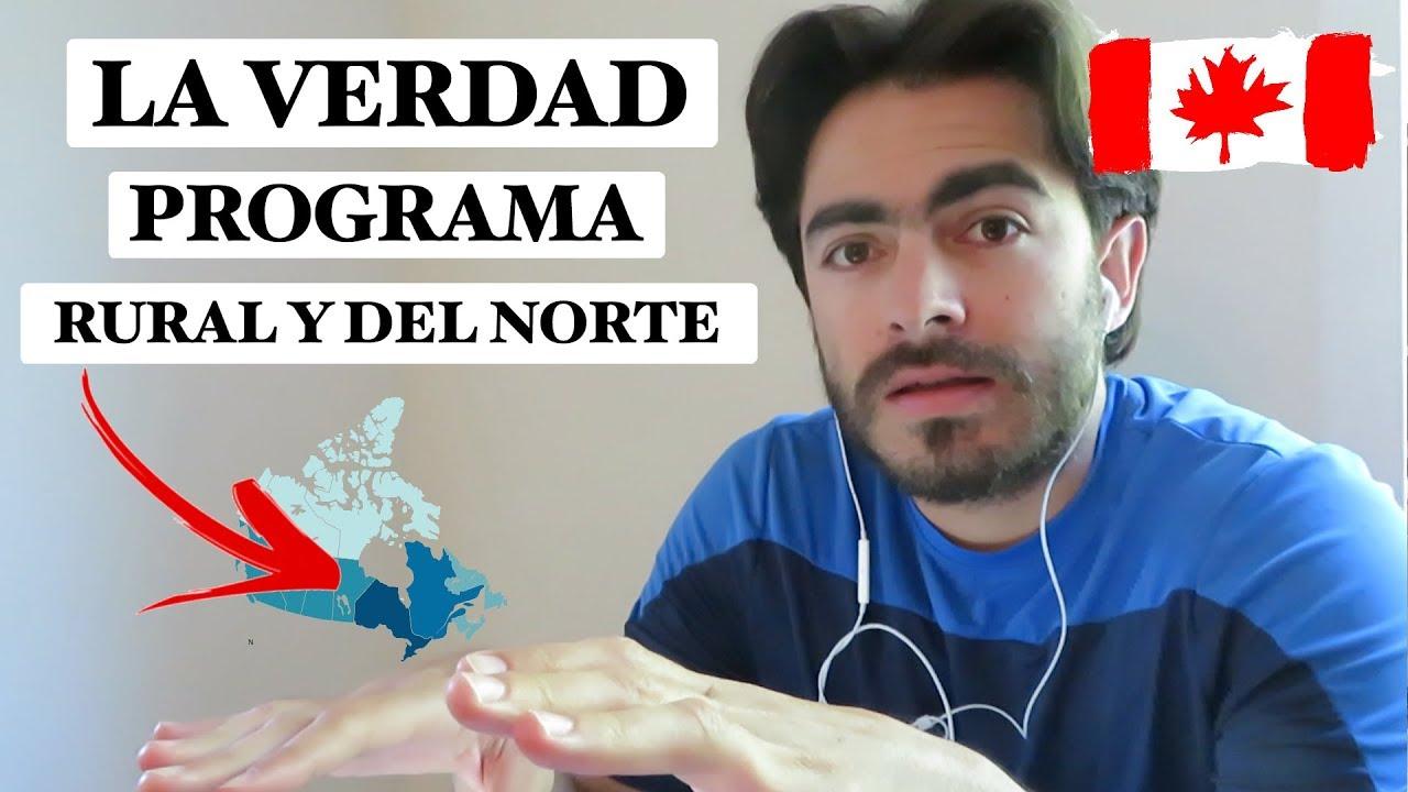 La Realidad Del Programa De Inmigración Rural Y Del Norte De Canada Youtube
