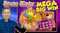 BIG WIN!!! Bruno Bingo Big win - Casino - free spins (Online Casino)