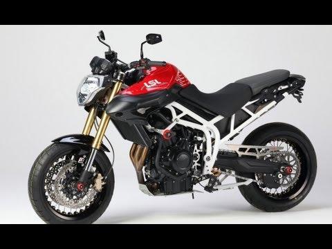 LSL Motorradzubehör Eicma 2011
