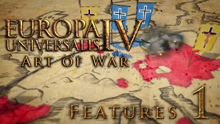 The Art of War - Gameplay Features, Part 1