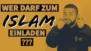 WER DARF ZUM ISLAM EINLADEN? ● YOUNG MUSLIM