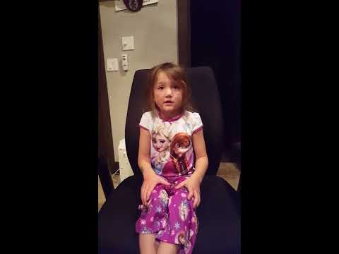 3 Year Old Gets Mad At Babysitter. HILARIOUS MUST WATCH!!!