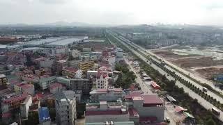 Núi Hiểu Khu Công Nghiệp Quang Châu tháng 11 năm 2020