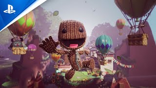 Sackboy: A Big Adventure | Sumo Introduces Sackboy | PS5