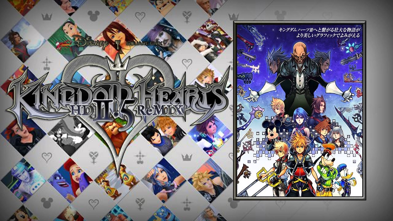 Download Kingdom Hearts HD 2.5 ReMix -The Encounter- Extended