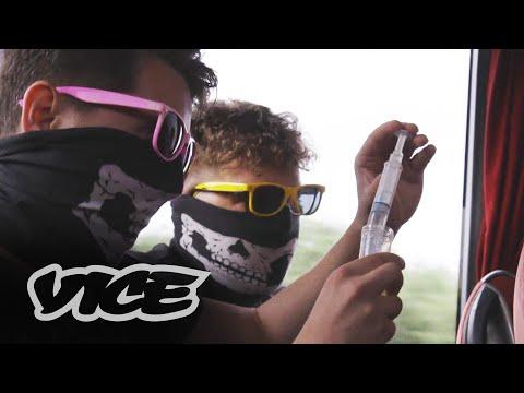GHB: The Party Drug Killing Ravers   High Society