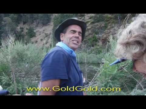 Group Gold Mining Projects 2017 - Introduction to the gold girl