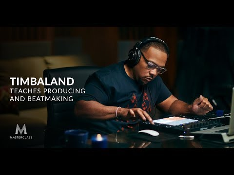Timbaland Teaches Producing and Beatmaking | MasterClass | Official Trailer