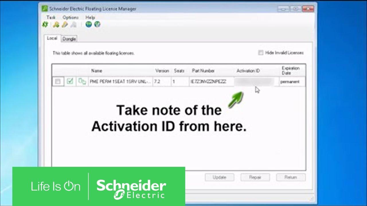 waar te kopen 100% origineel echt goedkoop Obtaining Activation or Entitlement IDs via PME License Manager or Web |  Schneider Electric Support