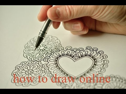 How to draw 3d in online for 3d drawing online