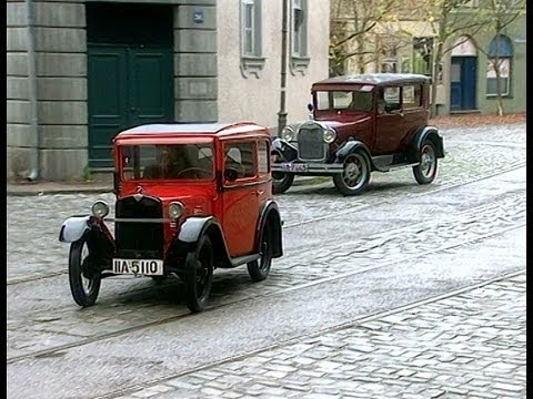 Early 1900s Bmw Vintage Cars 1928 1932 Bmw 315 Dixi Youtube