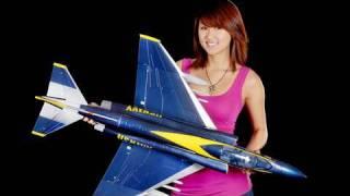 F4 Phantom Brushless EDF Jet Flight and Review