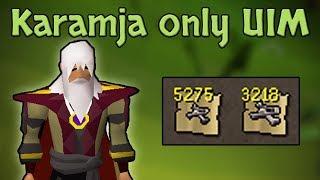 Best prayer training method unlocked - Karamja Only UIM (#35)