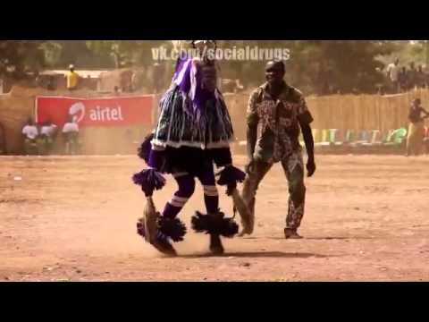 Afrikanischer tanz (unfassbar)