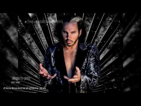 TNA The Broken Hardys New Theme