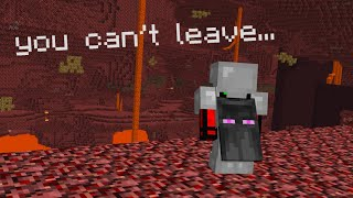 Minecraft UHC but it's in the NETHER...