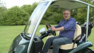 Technopolis TV - Garia Golf Buggy