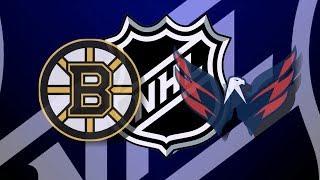 Бостон – Вашингтон (05.11.17) Обзор матча...