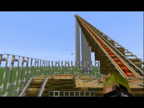 Thumbnail: Minecraft Epic Rollercoaster