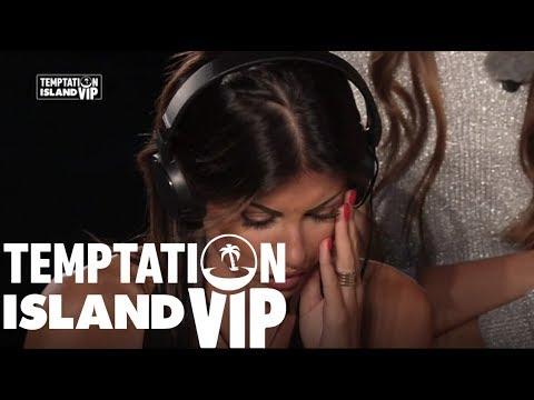 Temptation Island VIP - Nicoletta: il primo falò