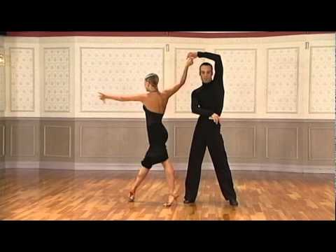 Basic Rumba Routine by Franco Formica & Oxana Lebedew