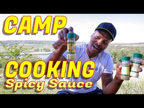 how-to-make-spicy-sauce---quick-camp-cooking-(vegan-friendly)