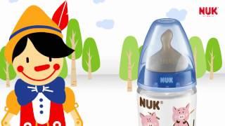 NUK Érase una vez - nueva colección de chupetes y biberones - Consejo Farmabebe Thumbnail