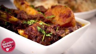 Kosha Mangsho (Noboborsho Special) - Bengali Popular Spicy Mutton Curry -
