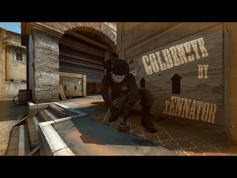 [Clip] AWP / USP-S Goldeneye KidInk by xENNATOR