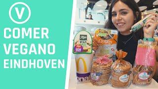 ¿Qué como vegano en Eindhoven (Países Bajos)? 🇳🇱