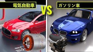 電気自動車 VS ガソリン車