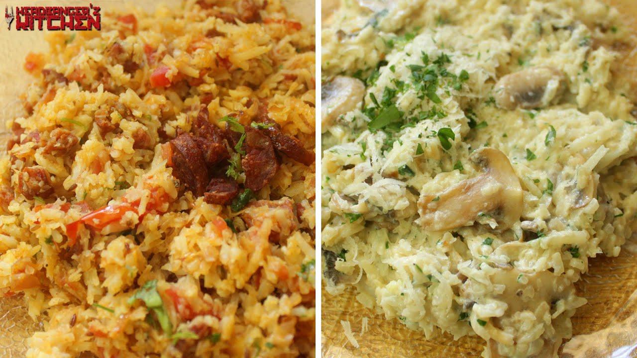 Headbanger S Kitchen Cauliflower Rice