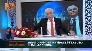 Nihat Hatipoğlu ile Dosta Doğru - Mevlid Kandili Özel (02.01.2015)