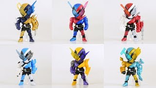 Thực hiện: Boss Doggie-sama! [TMT][559] Kamen Rider Build - Remix R...