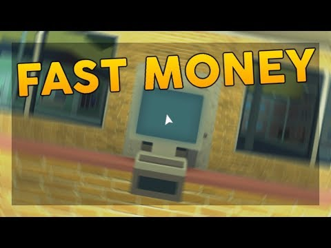 HOW TO MAKE MONEY FAST ON THE STREETS 2 BETA (ROBLOX