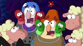 7 гномов - Королевский поход/ Находильщик - Сезон 1 Серия 23 | Мультфильмы Disney