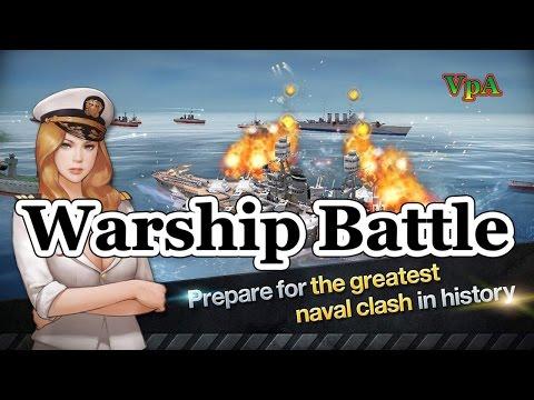 Во что поиграть?!(Warship Battle)