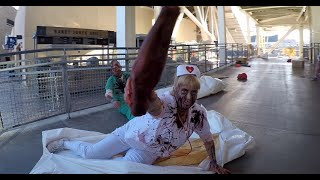 Video [2015] The Walking Dead Escape : FULL Course : Comic-Con  (San Diego, CA) download MP3, 3GP, MP4, WEBM, AVI, FLV Juli 2018