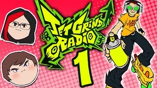 Jet Grind Radio: SO EXTREME - PART 1 - Grumpcade (Ft. Boyinaband)
