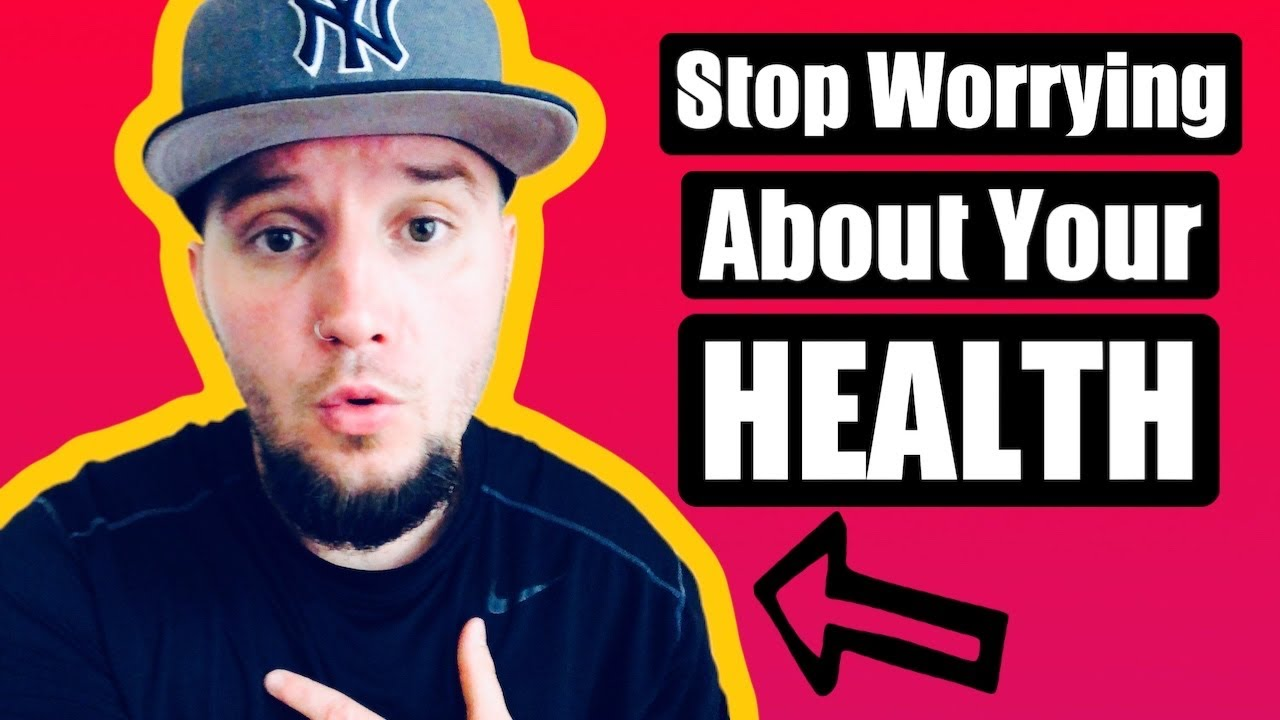 My Colon Cancer Scare Health Anxiety Story Youtube