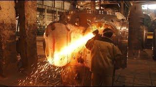 видео Заводы тяжелой промышленной арматуры