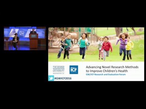 Full video, GW/ICF Improve Children's Health, Apr. 28, 2016