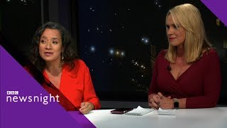 Mid-terms 2018: The #MeToo effect DISCUSSION - BBC Newsnight
