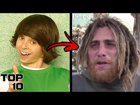 Top 10 Disney Stars You Won't Recognize In 2021