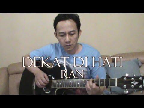 RAN - Dekat Di Hati (Fingerstyle Guitar Cover) RulliGuitar