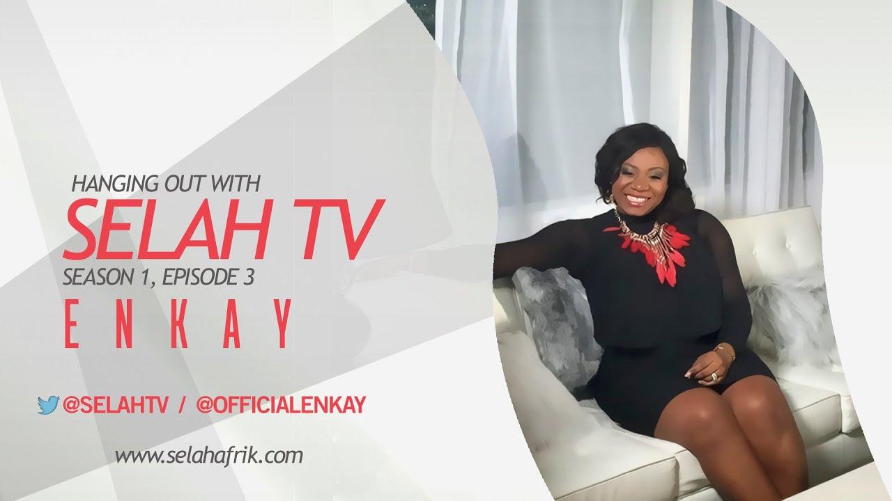 Enkay [@officialenkay] Turns Hangout To Concert On Selah TV [@Selah_TV]
