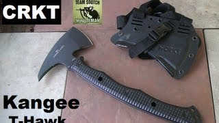 CRKT Kangee T-Hawk  Tactical Tomahawk