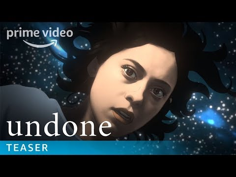 Undone - Teaser Trailer | Prime Video